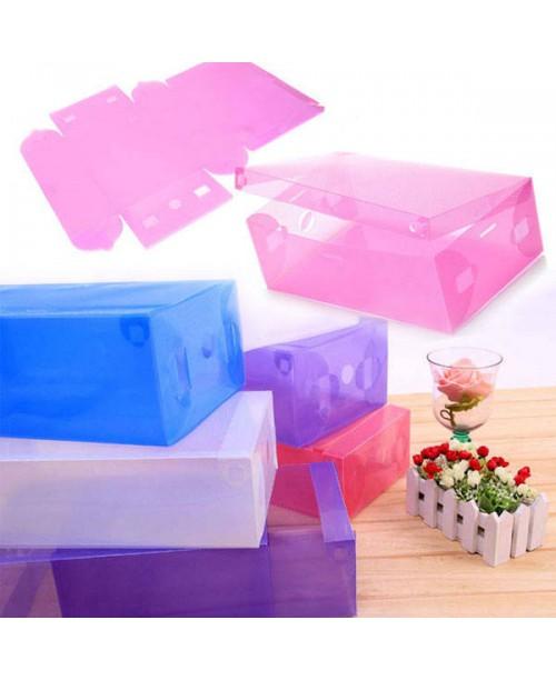 Combo 5 hộp đựng giầy nhựa cao cấp